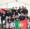 Seleção de Portugal no Eurosurf 2017, na Noruega, venceu na geral e conquistou quatro medalhas de ouro, duas de prata e uma de bronze (®FPF)