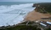 Ribeira D'Ilhas vai ter de esperar. Forte agitação marítima adiou campeonato uma semana (®PauloMarcelino/Arquivo)