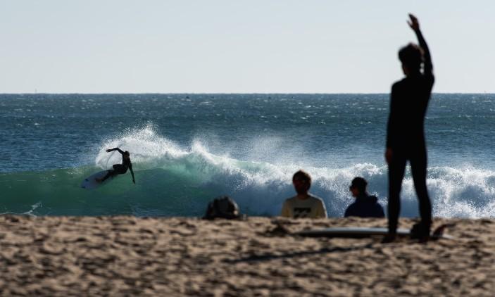 Praia do Zavial | 08-11-2017 | Gustavo 'Guga' Gouveia (®JoaoBrekBracourt)