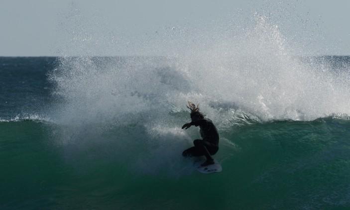 Praia do Zavial | 08-11-2017 | Alex Botelho (®JoaoBrekBracourt)
