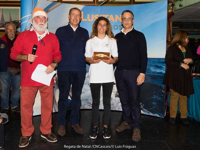 Lúcia Neto repetiu 1º lugar Feminino e segue isolada no 'ranking' nacional 4.7 (®LuisFraguas/CNC)