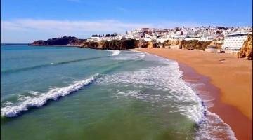 Limpeza na Praia do Inatel em Albufeira, sábado 9 de dezembro, às 11:00, é promovida pela Quercus (®DR)
