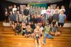 36 rapazes e 18 raparigas estão em Kiama na luta pelos títulos mundiais juniores de surf feminino e masculino. Portugal está representado por Teresa Bonvalot, de Cascais (®MattDunbar/WSL)