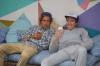 'Martim' Magalhães, à esquerda; e Francisco Duarte, os dois amigos juntos há três anos numa prova regional em Faro (®PauloMarcelino/arquivo)