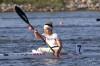 Kayak Clube Castores do Arade subiu uma posição em relação ao 'ranking' de 2016. Fátima Cabrita, na foto, é uma das atletas do clube (®KCCA)