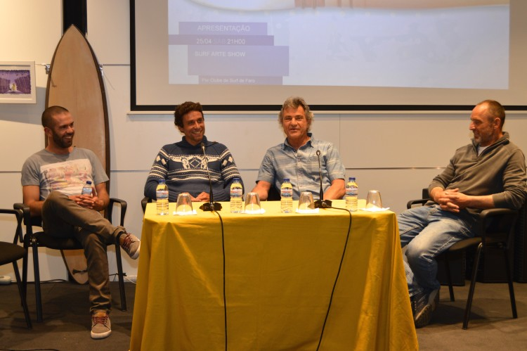Leandro Simões, Ivo Afonso, Nick Uricchio e Uwe Kluba (@paulomarcelino)