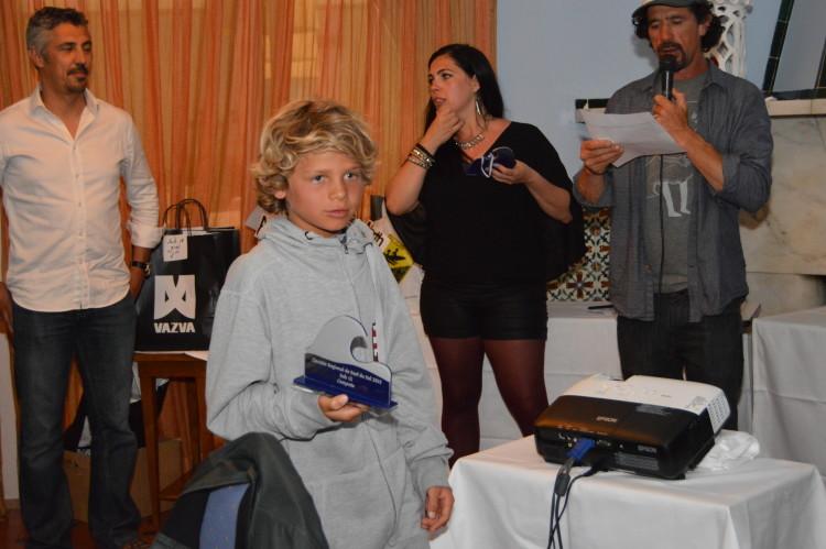 João Maria Mendonça, campeão regional Sub-12 (®paulomarcelino)