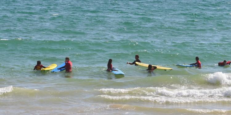 Aula de Surf (®GansoPhotos)
