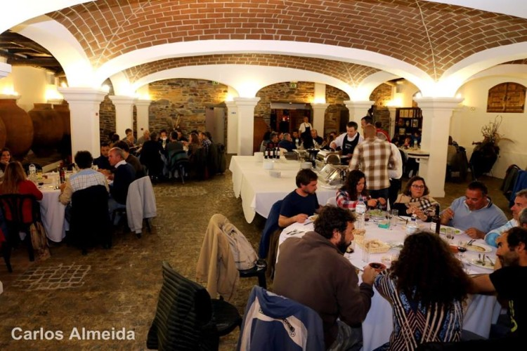 Dinner-party at the Carmim EnoTourism (®CarlosAlmeida)