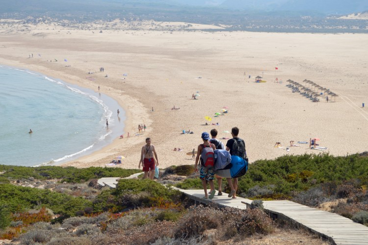 Os dois surfistas algarvios já realizaram inúmeras sessões de surf em conjunto, com a que o Swell-Algarve acompanhou, em agosto de 2015, na Bordeira (®PauloMarcelino/Arquivo)