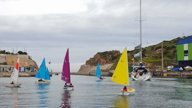 Prova decorreu em Albufeira, organizada pelo Marina Yacht Clube de Albufeira (®DR)