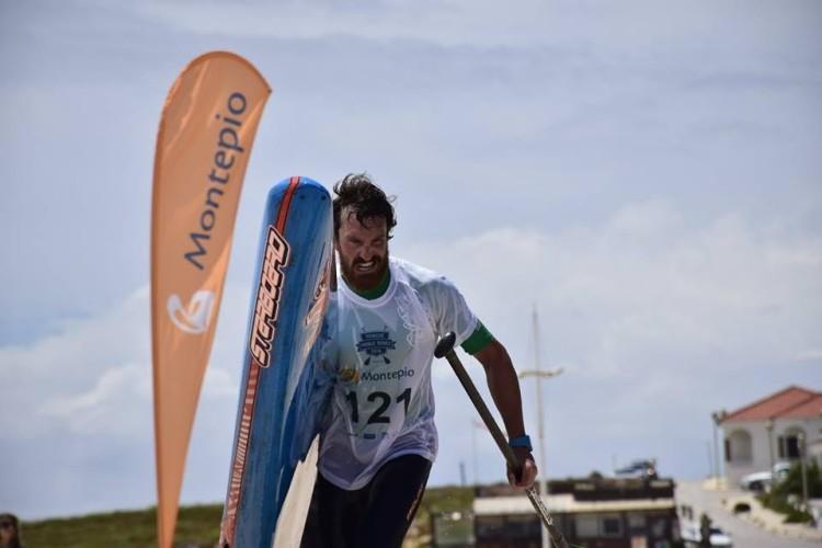 Franz Orsi vem do windsurf e dedica-se ao SUP desde 2011 (®DR)