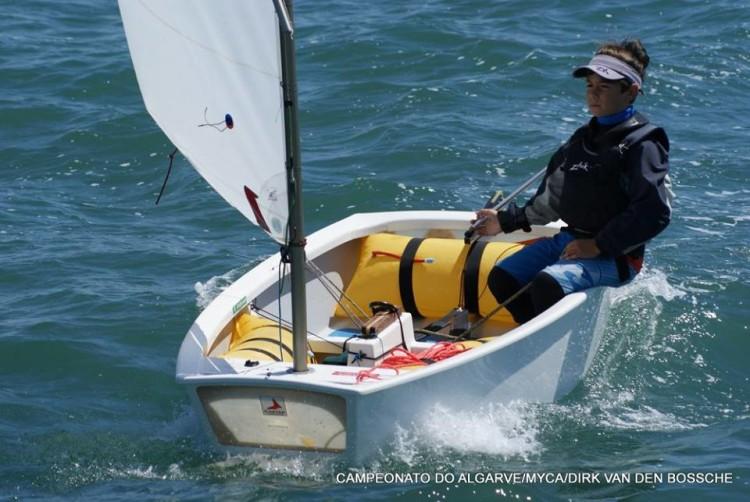 Guilherme Cavaco fez 2º lugar em Albufeira. Já venceu 2 provas no campeonato (®DirkVanDenBossche/MYCA)