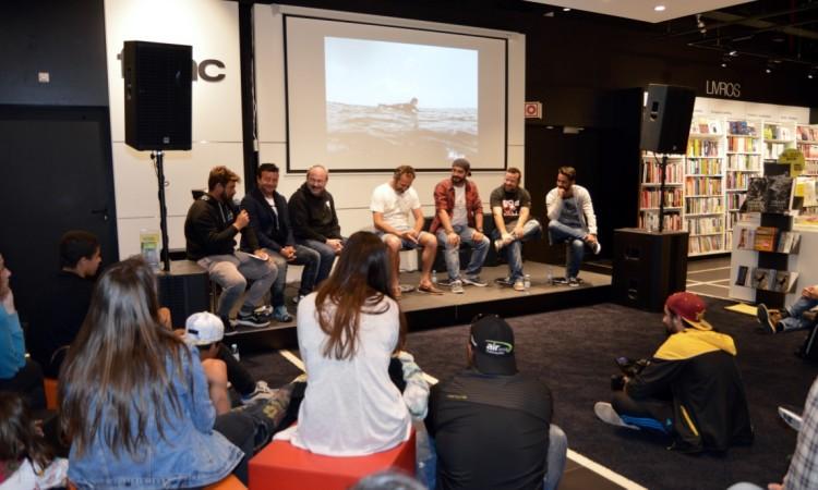 Tertúlia 'A Fotografia de Surf' na Fnac do Forum Algarve (®DR)