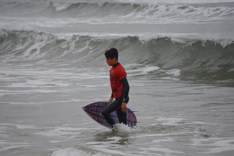 Ricardo Augusto, 2º Surf Juvenis (®DesportoEscolar)