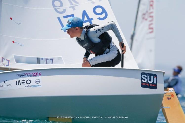 Suíço Max Wallenberg comanda o campeonato, mas sob forte pressão asiática (®MatiasCapizzano)