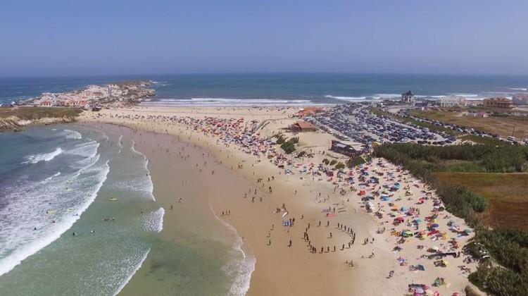 Prova decorreu no Cantinho do Baleal, Peniche (®PPSC - Peninsula de Peniche Surfing Clube)