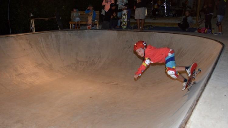 Skate Bowl do Boa Vida Social Club estará disponível para a festa de encerramento do evento (®PauloMarcelino/Arquivo)