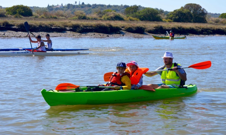 Vertente de turismo náutico teve meia centena de participantes (®PauloMarcelino)