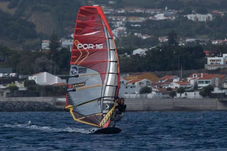 Algarvia Margarida Gil Morais foi a única mulher em prova nos Açores e termina o FW Series 2016 em 1º lugar Feminino (®FernandoResendes/CNPDL)