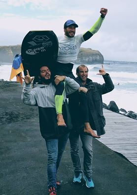 Basco Alex Uranga é o novo Campeão Europeu de Bodyboard (®ESF)