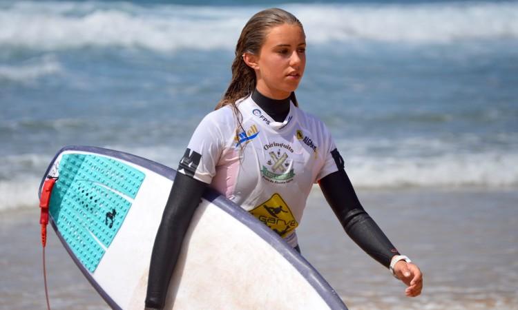 Concha Balsemão vai representar o Algarve nas categorias Sub-16 e Sub-18 Feminino (®PauloMarcelino/arquivo)