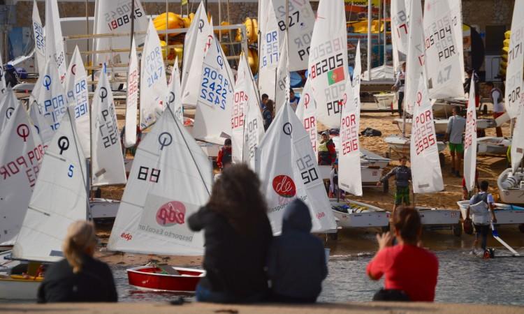Primeira saída para o mar aconteceu pelas 13h30 de sábado, 5 de novembro (®PauloMarcelino)