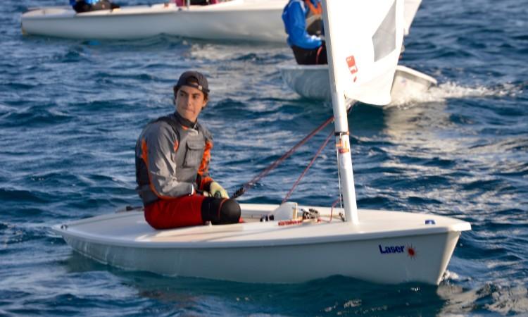 João Vargues conseguiu em Faro a vitória em 4.7 que lhe fugiu há duas semanas em Lagos (®PauloMarcelino)