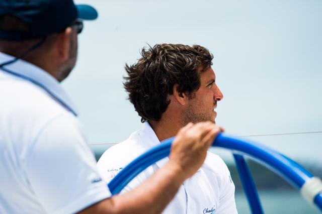 Frederico Melo juntou-se este ano à tripulação (®Lachlan Murnaghan/MurnaghanMedia)