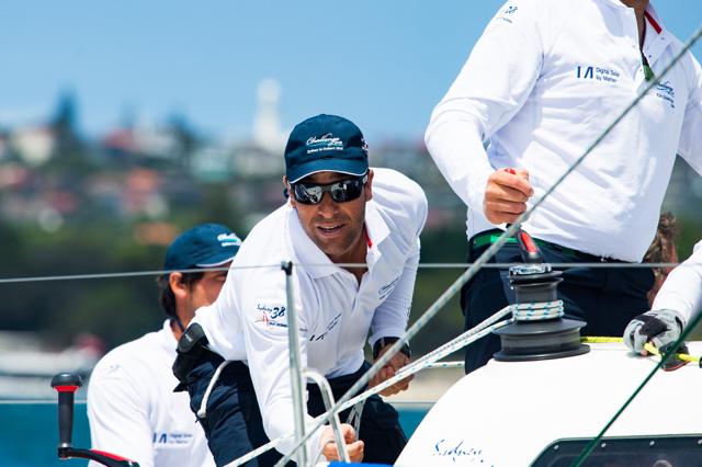 Luís Brito está a bordo do Challenge pelo segundo ano consecutivo (®Lachlan Murnaghan/MurnaghanMedia)