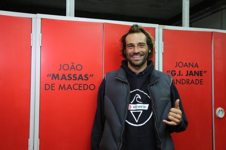 João De Macedo, Coordenador dos Surfistas EDP Mar Sem Fim (®DR)