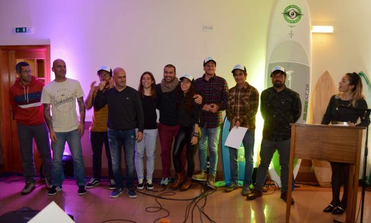 Grupo de instrutores do clube (®PauloMarcelino)