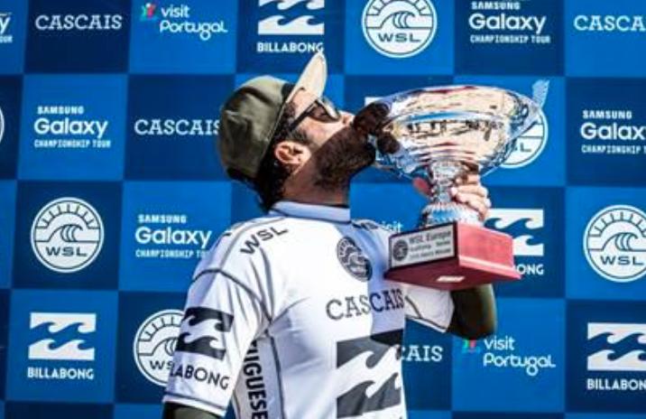 O campeão europeu Jonathan Gonzalez é 'team rider' Deeply desde Fevereiro de 2016 (®DR)
