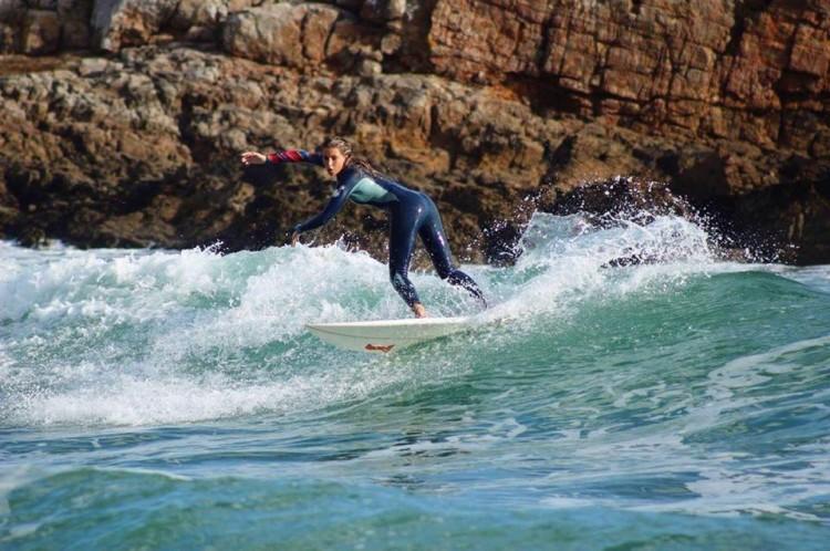 Concha vai lutar por pontos na Zona Centro, mas vai participar em duas etapas do regional Sul porque gosta de competir no Algarve (®DR)
