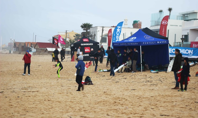 Surf Lisbon Formação, através do Clube Naval de Portimão, conquistou os dois títulos regionais Esperanças Femininos do Sul, por intermédio de Inês Carvalho, em Sub-16; e Vera Carvalho, em Sub-18 (®GianLucaSchneider)