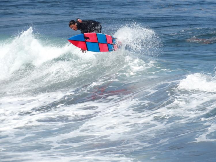 Ricardo Agusto fez 3º lugar Sub-18 na etapa regional açoriana (®DR)