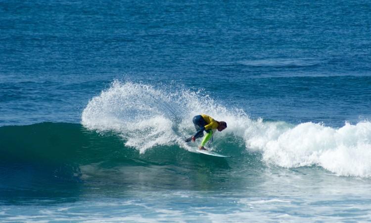 Vice.-Campeão Regional do Sul, Michael Conlan escolheu mal as ondas e perdeu na repescagem, Ronda 2 (®PTMSC)