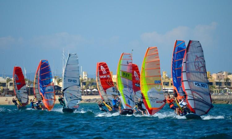 Portimão recebeu em 2016 o Europeu por categorias. Miguel Martinho quer que a cidade seja escala anual para mundiais de windsurfing (®PauloMarcelino/arquivo)